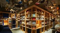 Japan bookstore that let's you stay in bookshelves is a reader's paradise