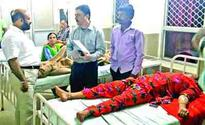 Bali conducts surprise visit of hospitals