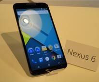 Google Nexus 6 32GB price drops; Available for as low as Rs 29,999 on Flipkart