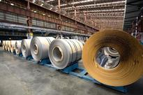 Steel companies rise on import floor price
