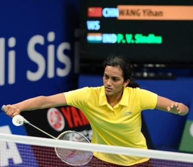 Sindhu, Sardar, Saba and Arunima receive Padma Shri award