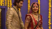Mona Lisa ties the knot with beau Vikrant in 'Bigg Boss' house