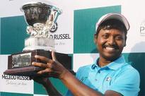 Ball boy to champion, Shankar Das wins McLeod Russel Tour Championship