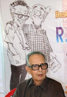RIP RK Laxman: Common Man just lost its first citizen