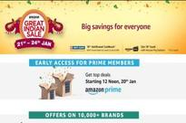 Amazon sale starts today: Here are top offers and best deals