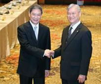 China-Taiwan talks seek to maintain momentum for closer ties