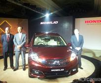 Honda Mobilio launched in India at Rs 6.49 lakh