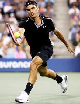 US Open: Federer shines again; dominant Berdych reaches semis