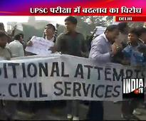 UPSC aspirants arrested, roughed up by Delhi Police near Parliament