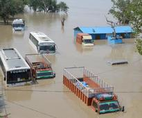 Unprecedented flood discharge in Yamuna; water levels rise in dams