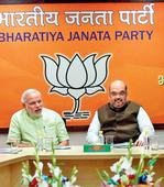 BJP sends tough signal