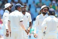 South Africa pegged back by late Indian bowling show