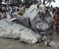 MiG-27 Crashes on Motorcyclist in Rajasthan; Pilot Escapes Unhurt