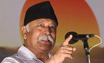 Opposition questions Modi over silence on Mohan Bhagwat's remarks