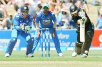 1st ODI: NZ set 293 runs target for India