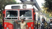 In Pics: Mob bring Mumbai's Chembur to a standstill following Bhima Koregaon violence that killed one