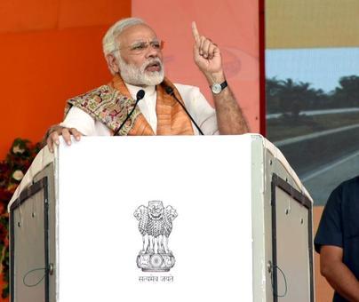 Ballot box will answer Congress for calling me 'neech': PM