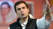 BJP government re-inaugurating Congress projects: Rahul Gandhi