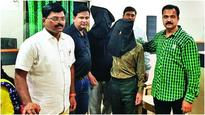 Two Ravi Pujari shooters held