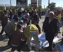 20 killed in Turkish capital bomb attack; govt says it's terror attack