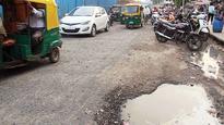 Road resurfacing washes away like make-up, says HC