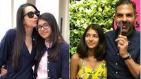 In pics: Karisma Kapoor, ex-husband Sunjay Kapur come together to celebrate daughter Samaira's 13th birthday