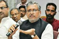 Nitish may support Congress: BJP