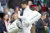 Djokovic facing Big W humiliation as Sunday play confirmed