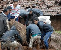 Pune landslide live: Death toll hits 75, at least 100 more feared buried