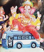 PoP Pushing Clay Ganeshas to Oblivion