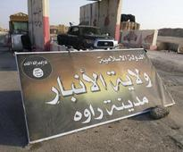 Consumed by Islamic State, Iraq's Anbar province a key battleground again