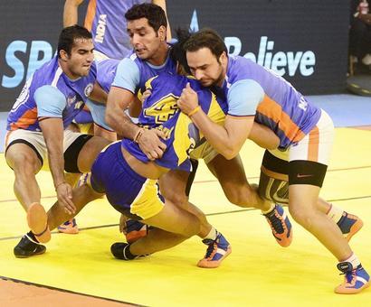 India win Kabaddi World Cup