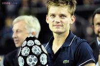 David Goffin wins 2nd career title at Moselle Open