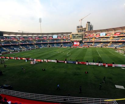 DY Patil is the best stadium, it is benchmark for other venues: FIFA