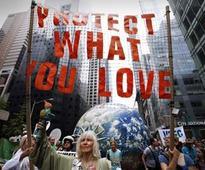 Barack Obama Urges Global Action on 'Growing' Climate Threat