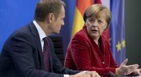 Ukraine crisis: Merkel to arrive in Kiev as crisis mounts