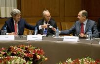 Lavrov, Kerry pushing Iran nuclear deal