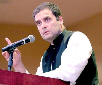 Gujarat is priceless & can never be bought: Rahul on bribe charge