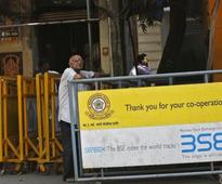 Sensex jumps 351 points, snaps 3-day losing streak
