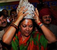 Vasundhara likely to be retained party chief