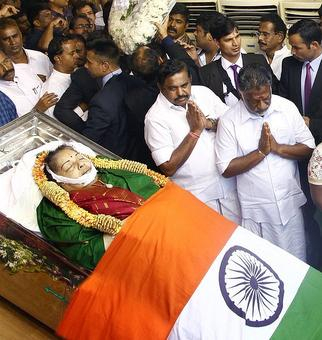 'All ministers met Jaya in hospital': TN minister contradicts colleagues