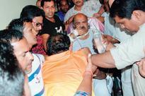 Maheshwar shot at in Puri