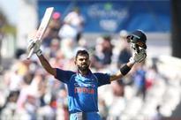 Virat equals Rohit's record