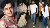 In Pics | From Rekha to Rani Mukerji: B-Town friends and family bids farewell to Shashi Kapoor at his prayer meet!