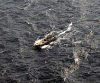 Pak boat carrying drugs worth Rs 600 crore seized off Gujarat coast
