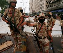 Pakistan forces seal MQM party headquarters after TV station attack
