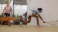 Indian Squash players start positively in Glasgow