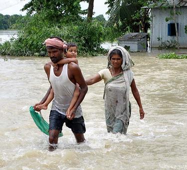 Assam flood situation grim; 47 dead, over 19 lakh affected
