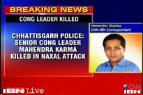 Chhattisgarh: Congress leader killed, another abducted in Naxal attack