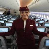 Gulf airlines defend female cabin crew policies